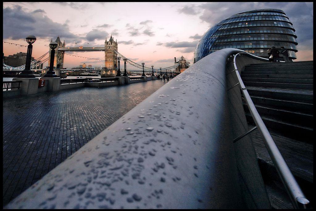 """Luturistic street"" | London"