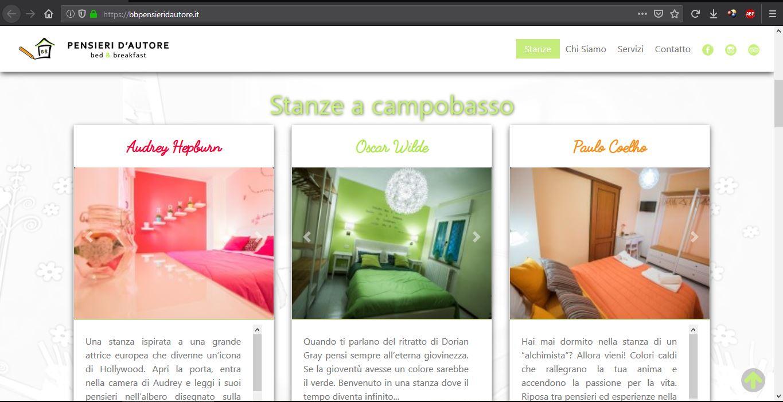 creación pagina web