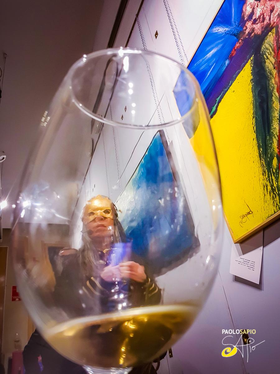 una marea de vino