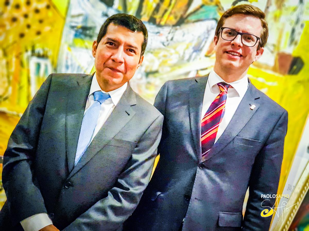 embajador de Nicaragua en Madrid, Carlos Midence