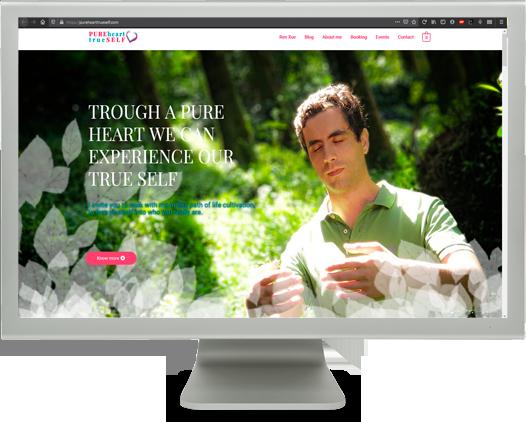 Diseño web Ren Xue