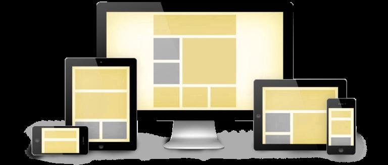 web adaptativa responsive