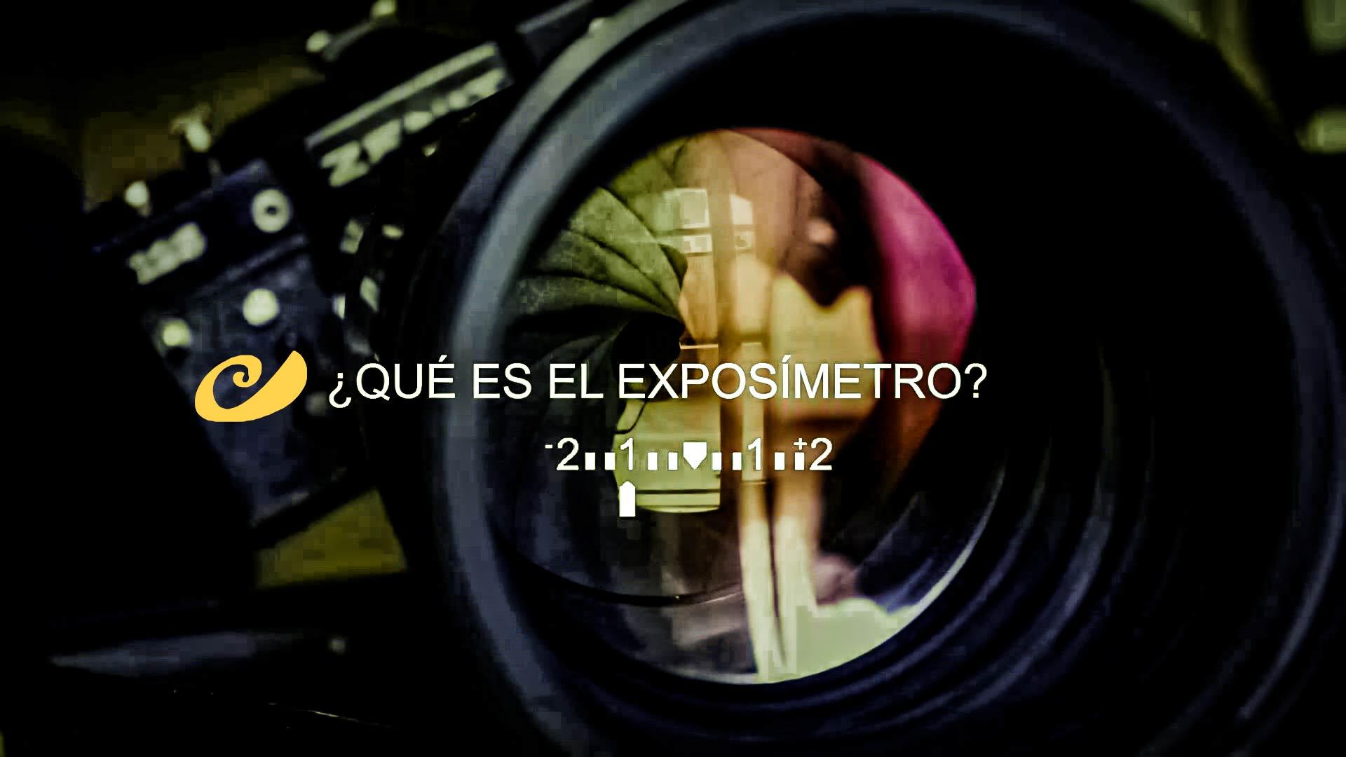 EL EXPOSÍMETRO