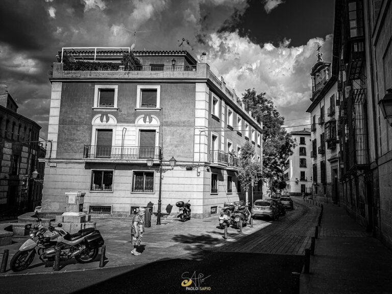 calle San Justo madrid