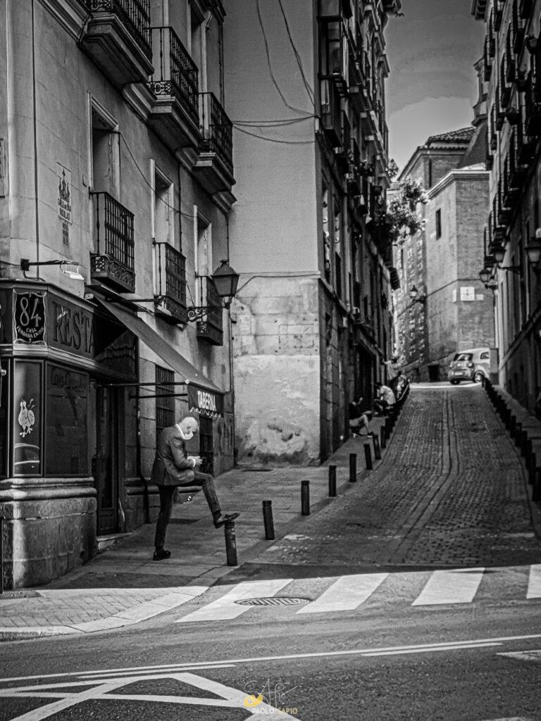 Calle Mayor madrid