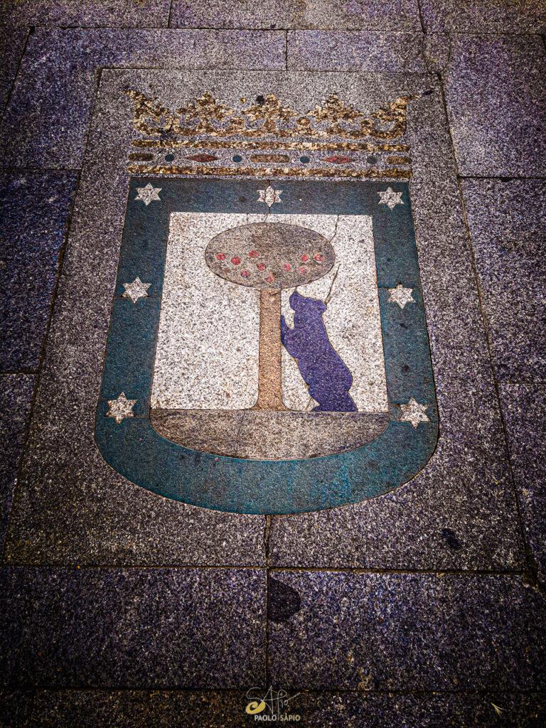 escudo de madrid