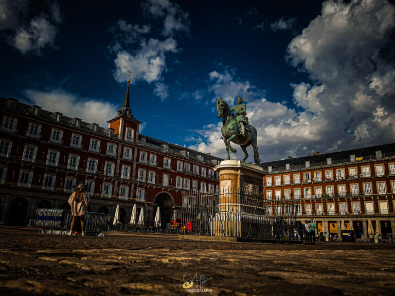 caballo de Felipe III