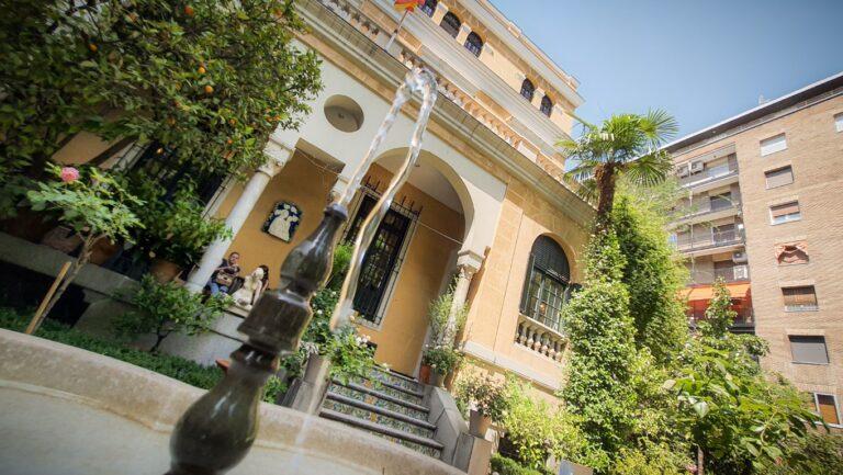 Museo sorolla jardin